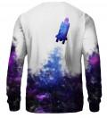 Spaceship sweatshirt