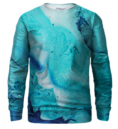 Melting sweatshirt