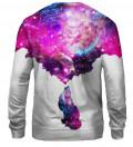 Galactic Wolf sweatshirt