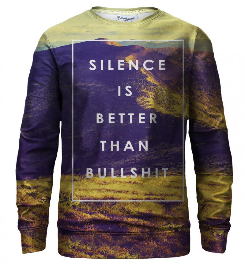Bullshit sweatshirt