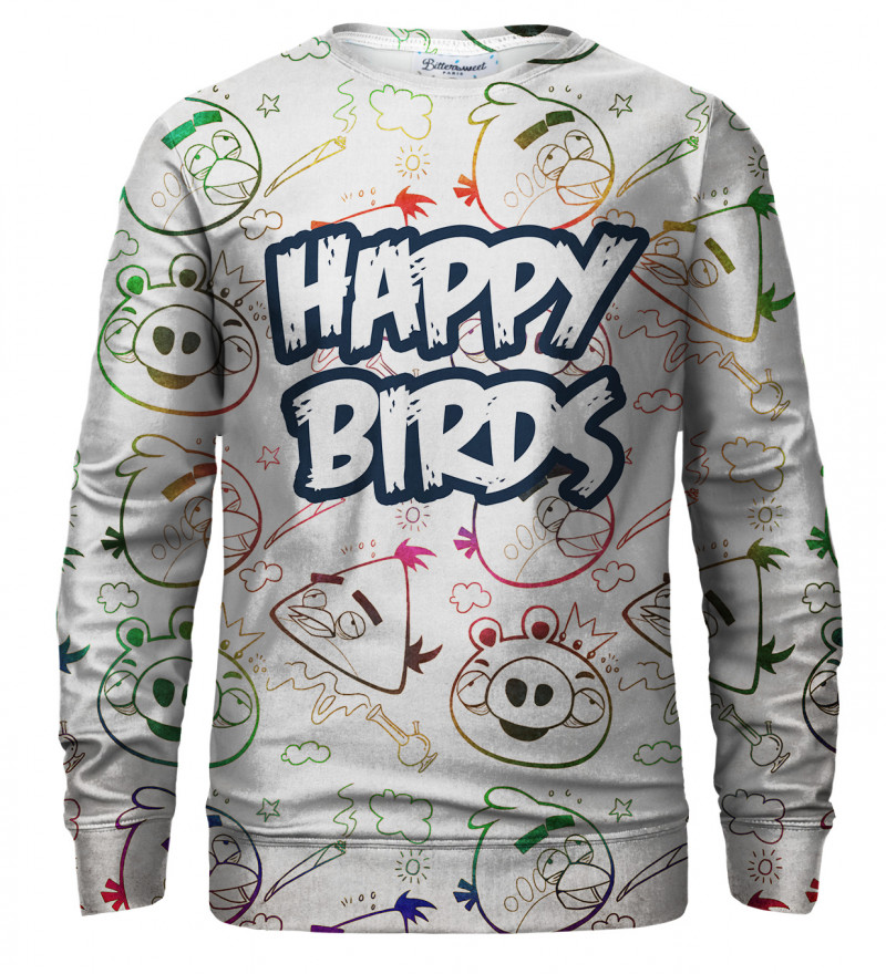 Happy Birds sweatshirt