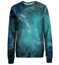 Galaxy Abyss womens sweatshirt