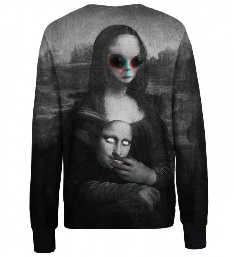 Alienlisa womens sweatshirt