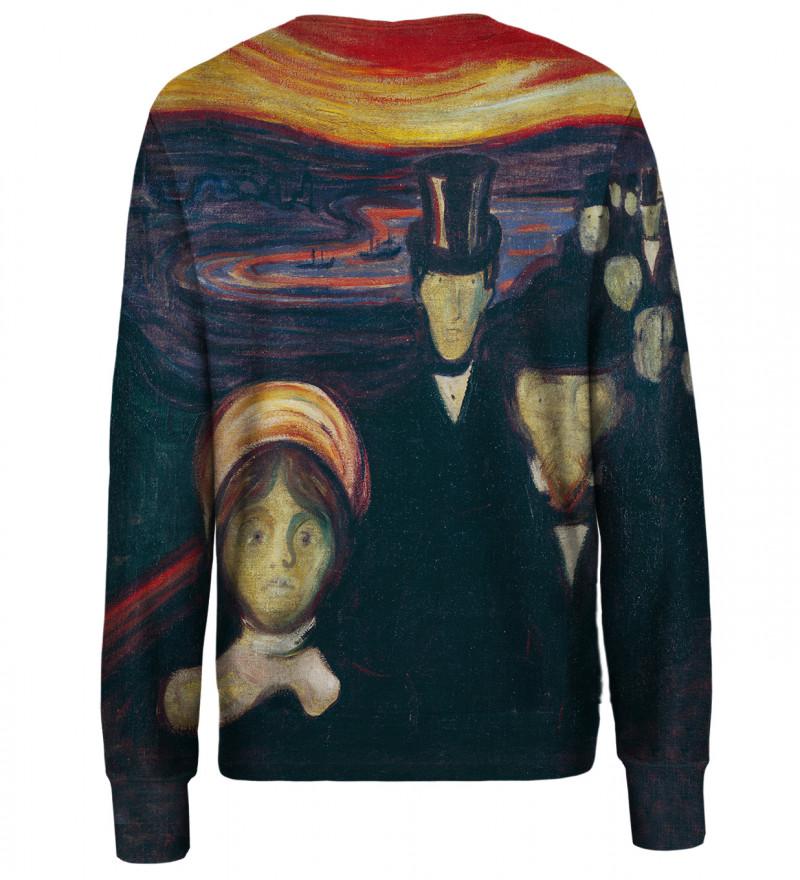 Anxiety womens sweatshirt