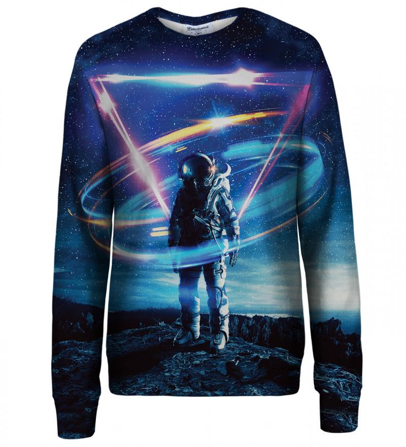 Astronaut womens sweatshirt