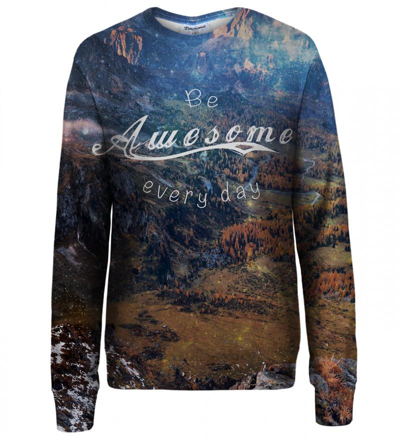 Awesome womens sweatshirt
