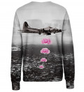 Banksy womens sweatshirt