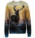 Deer bluse til kvinder