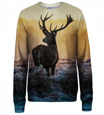 Deer womens sweatshirt