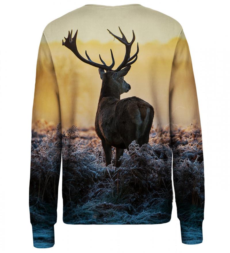 Deer womens sweatshirt