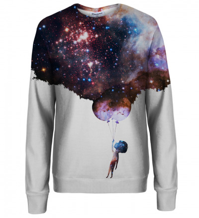 Dreamer Boy womens sweatshirt