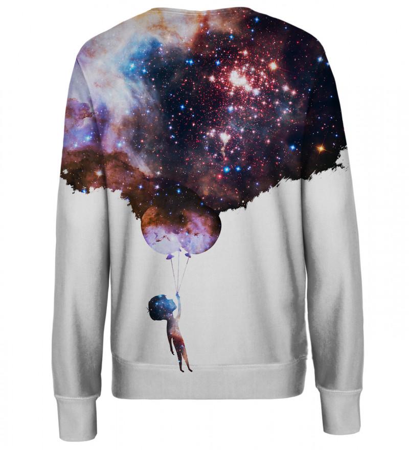 Dreamer Boy womens sweatshirt
