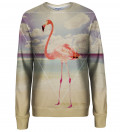 Flamingo womens sweatshirt