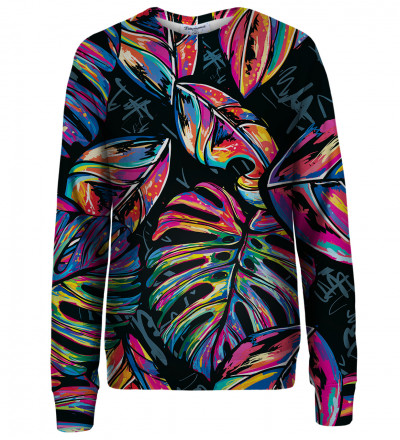 Full of Colors womens sweatshirt