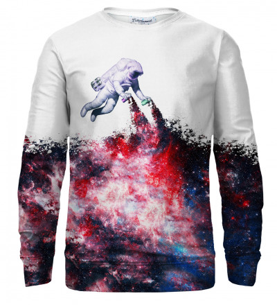 Galaxy Art sweatshirt