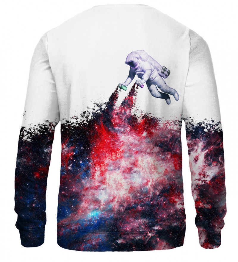 Galaxy Art sweatshirt