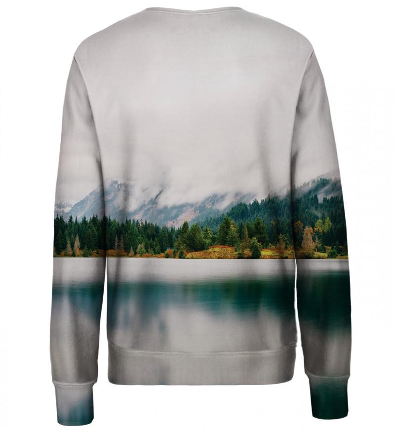 Geometric womens sweatshirt