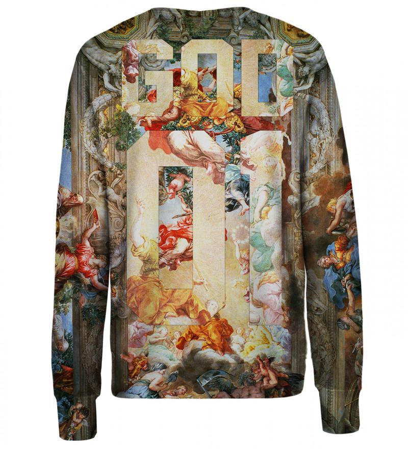 God Team womens sweatshirt