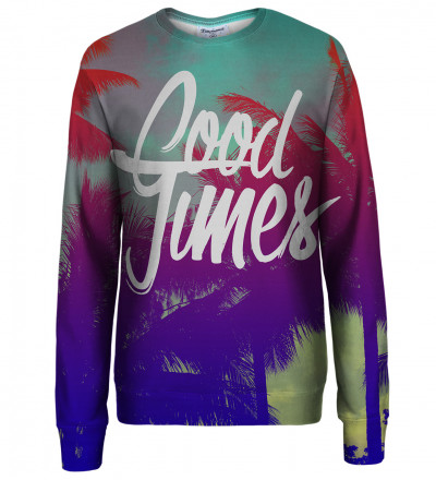 Good Times womens sweatshirt