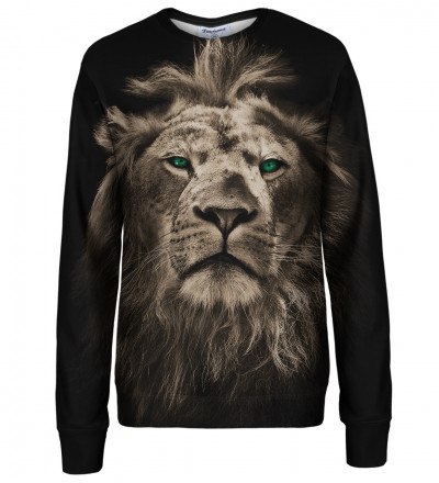 The King womens sweatshirt