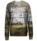 Sweet Home womens sweatshirt