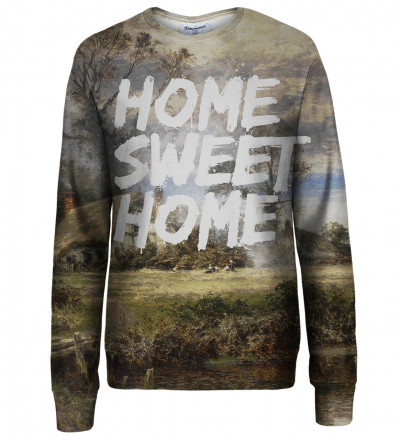 Sweet Home womens sweatshirt