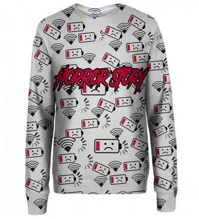Horror Story womens sweatshirt