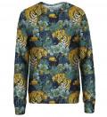 Jungle bluse til kvinder