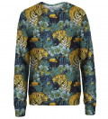 Jungle womens sweatshirt