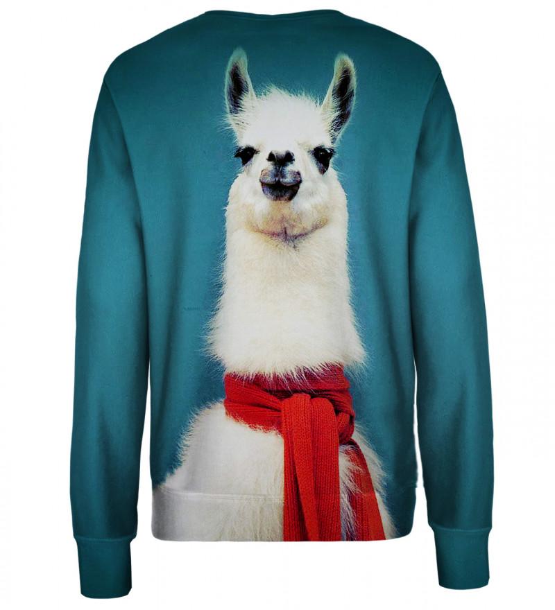 Lama womens sweatshirt