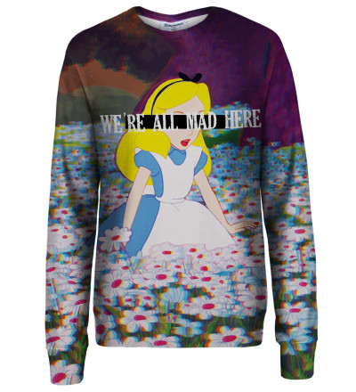 Mad Alice womens sweatshirt