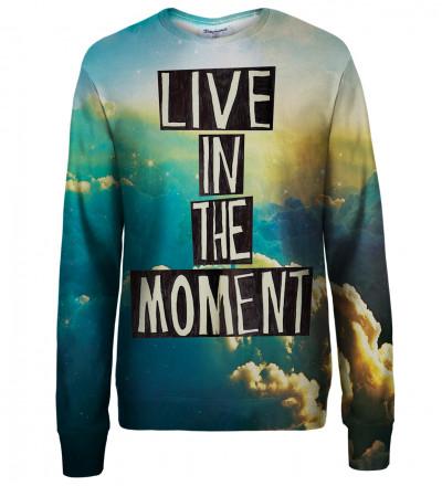Moment womens sweatshirt
