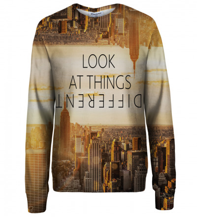 Perspective womens sweatshirt