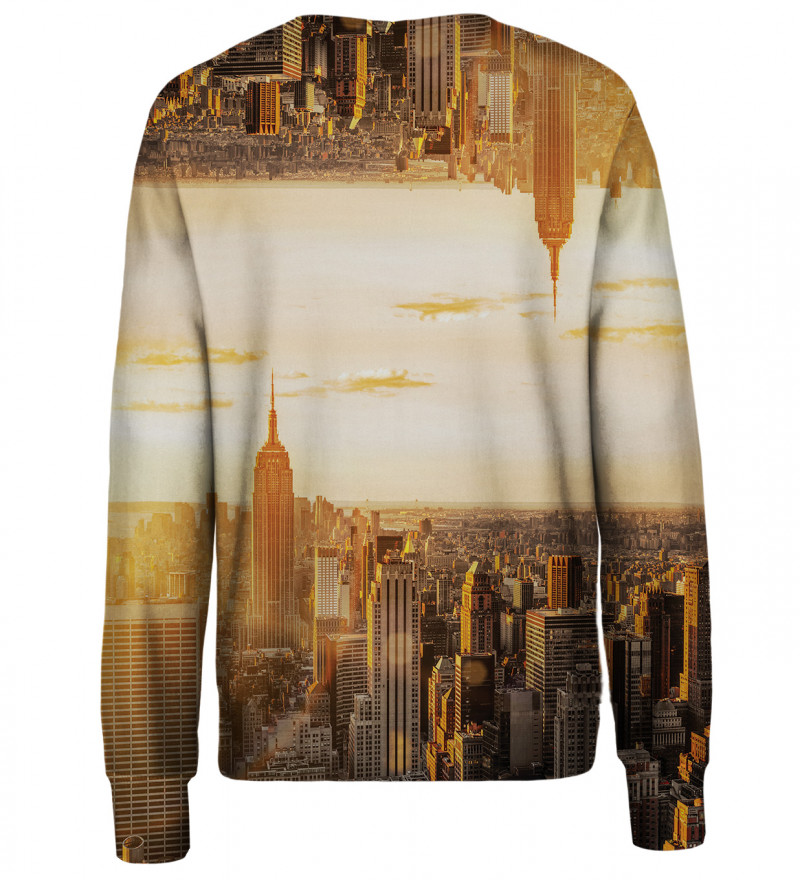 Perspective womens sweatshirt