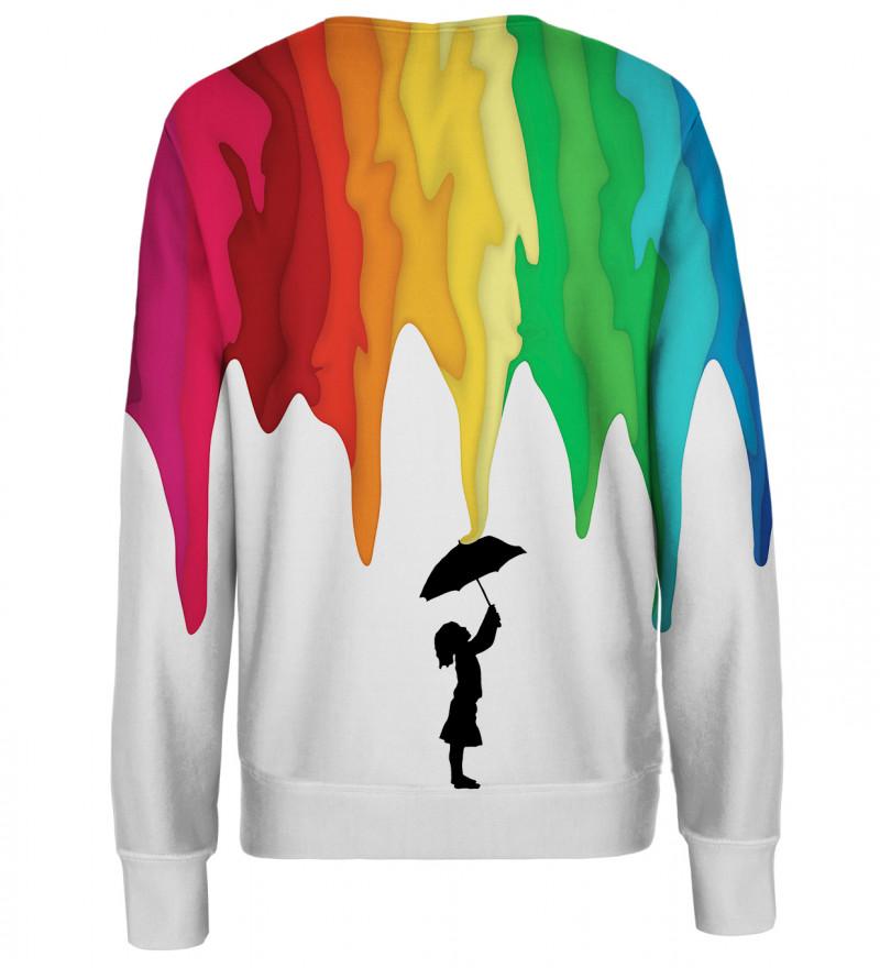 Rain Girl womens sweatshirt