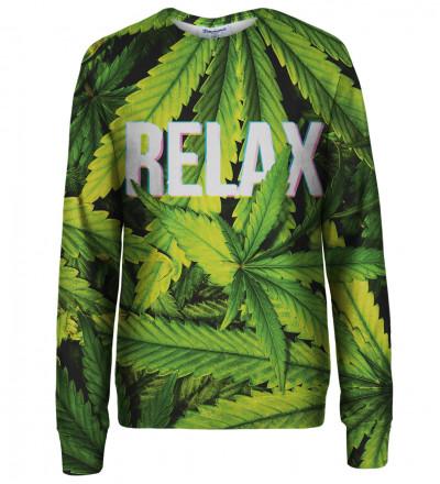 Relax womens sweatshirt