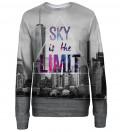 Sky is the Limit womens sweatshirt