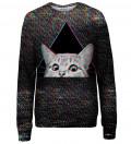 Technocat womens sweatshirt