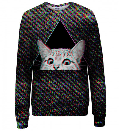 Technocat womens sweatshirt