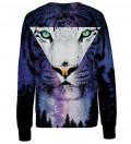 Tiger womens sweatshirt
