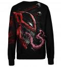 VenomPool womens sweatshirt