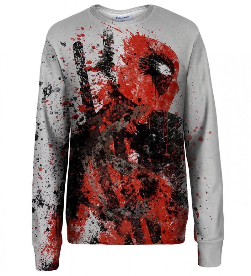 Weapon X womens sweatshirt