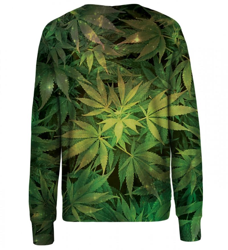 Bluza damska Weed