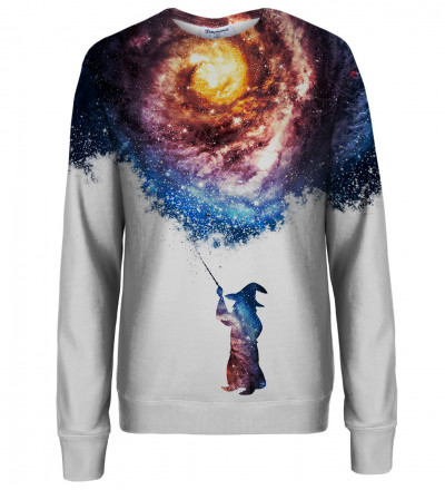 Wizard womens sweatshirt