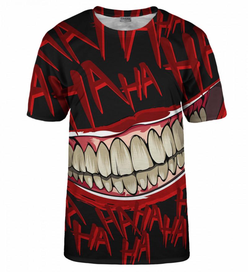 Hahaha Black t-shirt
