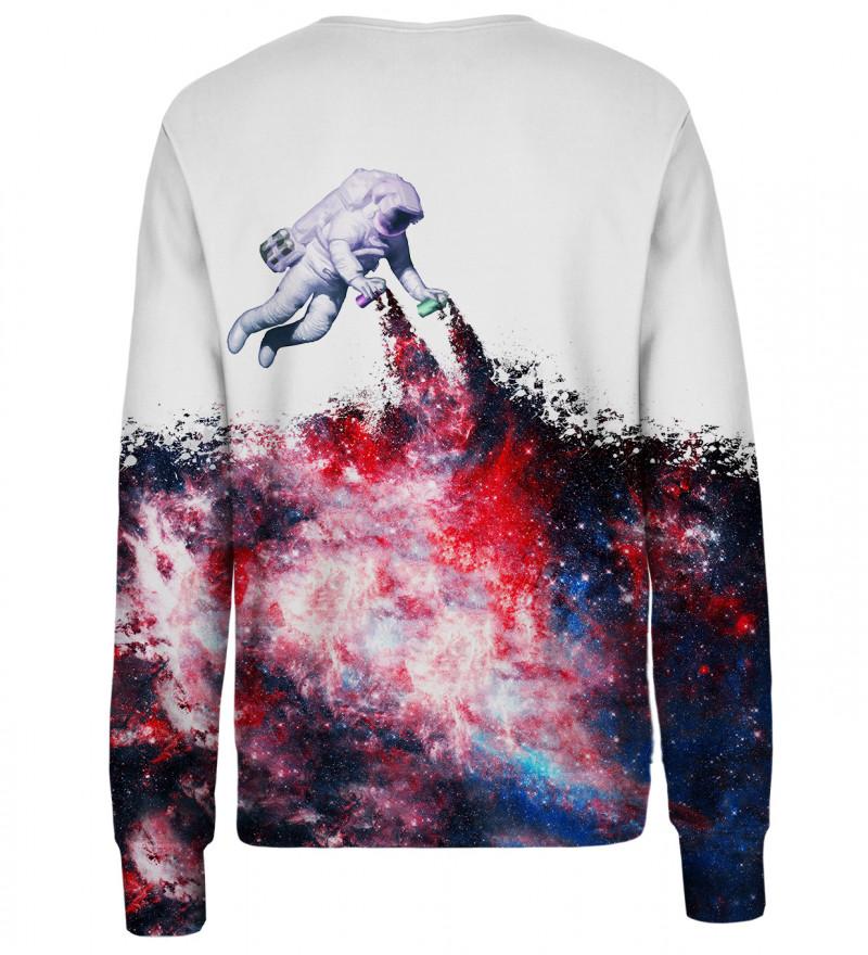 Galaxy Art womens sweatshirt