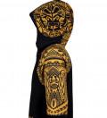 Tattoo Raglan hoodie