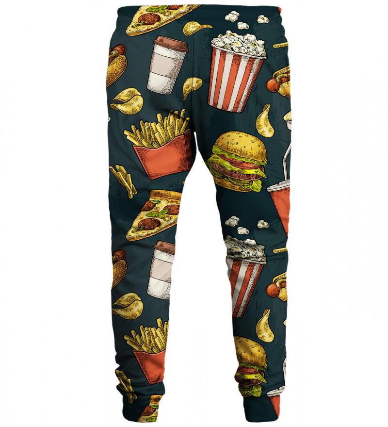 Spodnie dresowe Fast Food