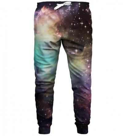 Spodnie dresowe Galaxy Clouds