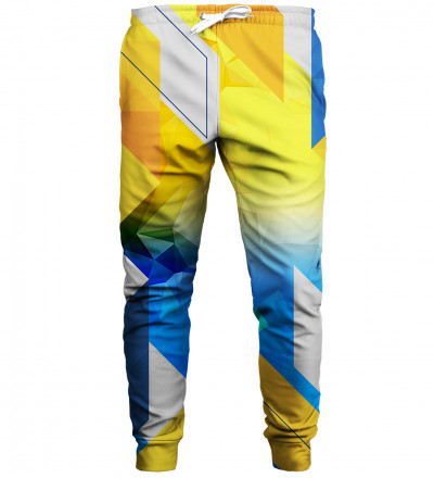 Spodnie dresowe Geometry
